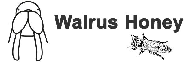 Walrus Honey Logo